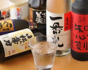 西船橋で日本酒が味わえる居酒屋【いちげん 西船橋店】